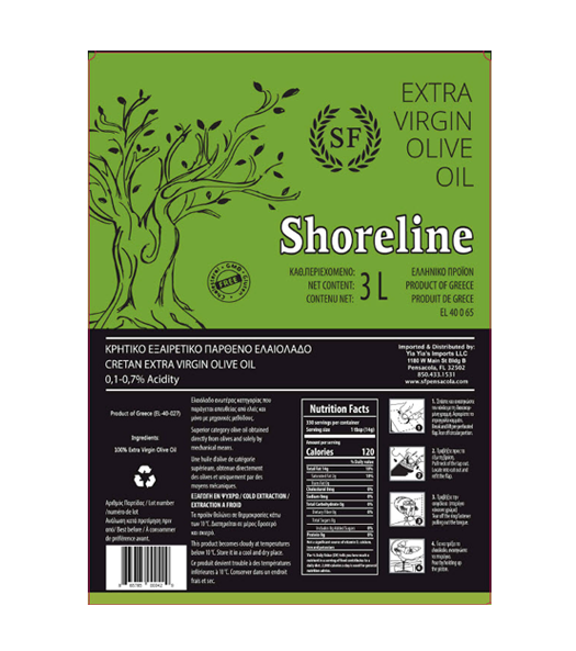 Shoreline 3 L Bib