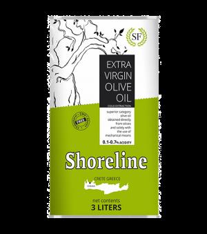 Shoreline 3 Liter EVOO Tin