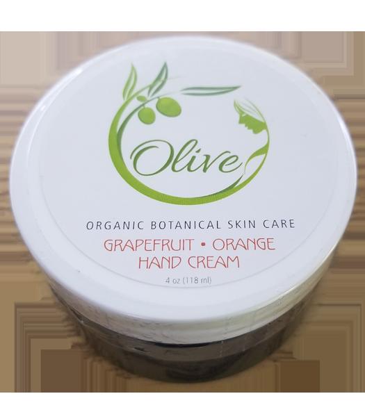 Geneva Grapefruit-Orange Hand Cream