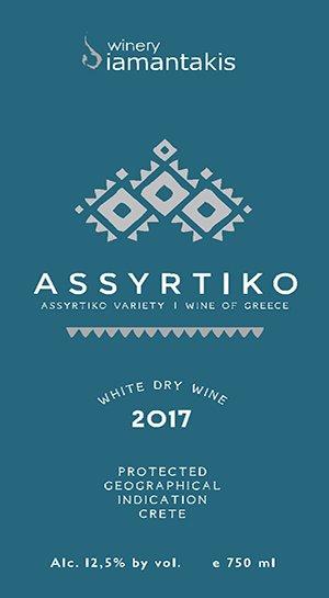 Shoreline Assyrtiko
